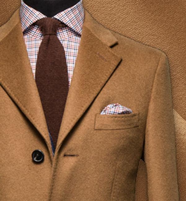 costume privé paris manteau sur mesure Loro Piana