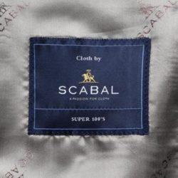 tissu drapier scabal