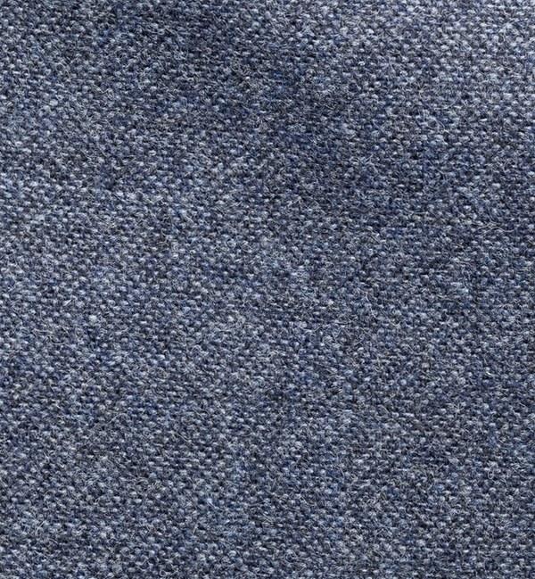 Blazer bleu gris tweed casual