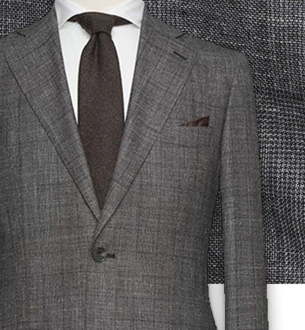 Costume Gris Prince de Galles prix costume sur mesure
