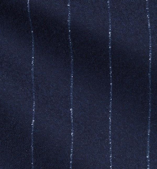 Costume bleu Flanelle tailleur Paris costume sur mesure