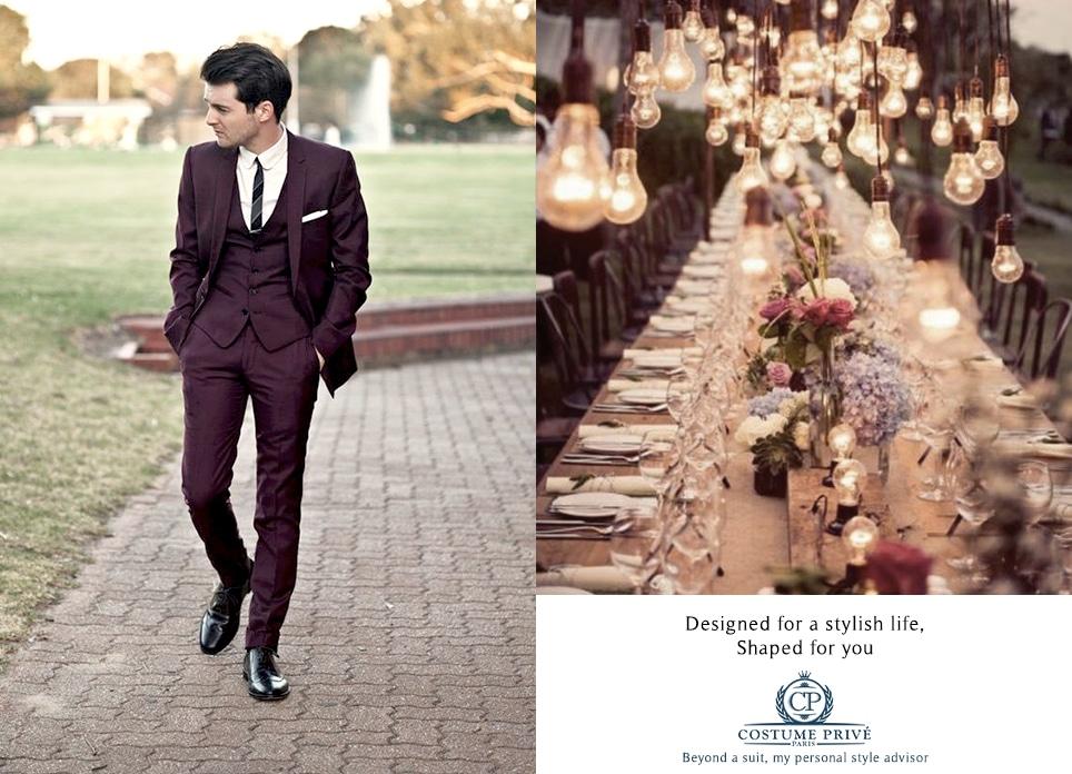 costume de mariage sur-mesure tailleur paris