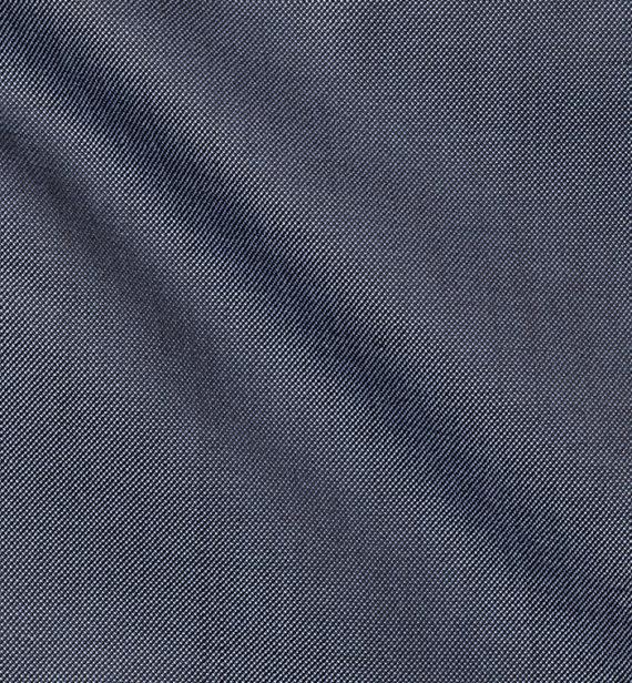 Costume cérémonie bleu nuit sur-mesure tailleur paris