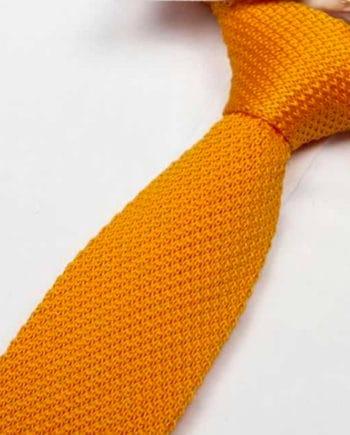 cravate tricot gris foncé maille cravate italienne