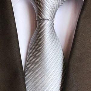 cravate mariage gris perle cérémonie