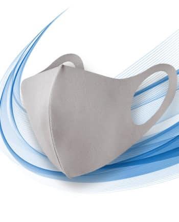 masque gris filtrant