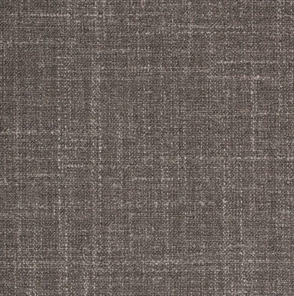 tissu blazer brun tweed été