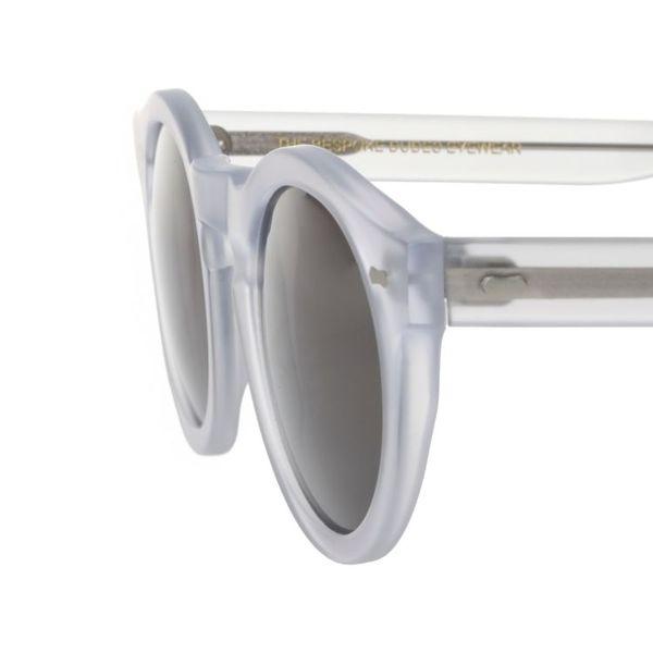 Lunettes de soleil Blazer transparent bespoke dudes eyewear