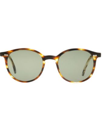 lunettes de soleil Cran havana léger bespoke dudes paris